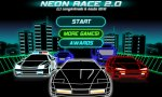 Onlinespiel : Friday Flash-Game: Neon Race 2