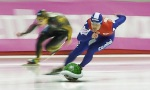 Speed Skating  Double Dash